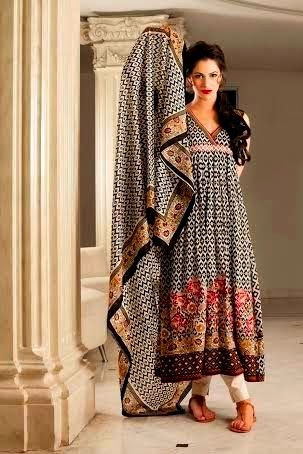 Classic Printed Lawn Collection