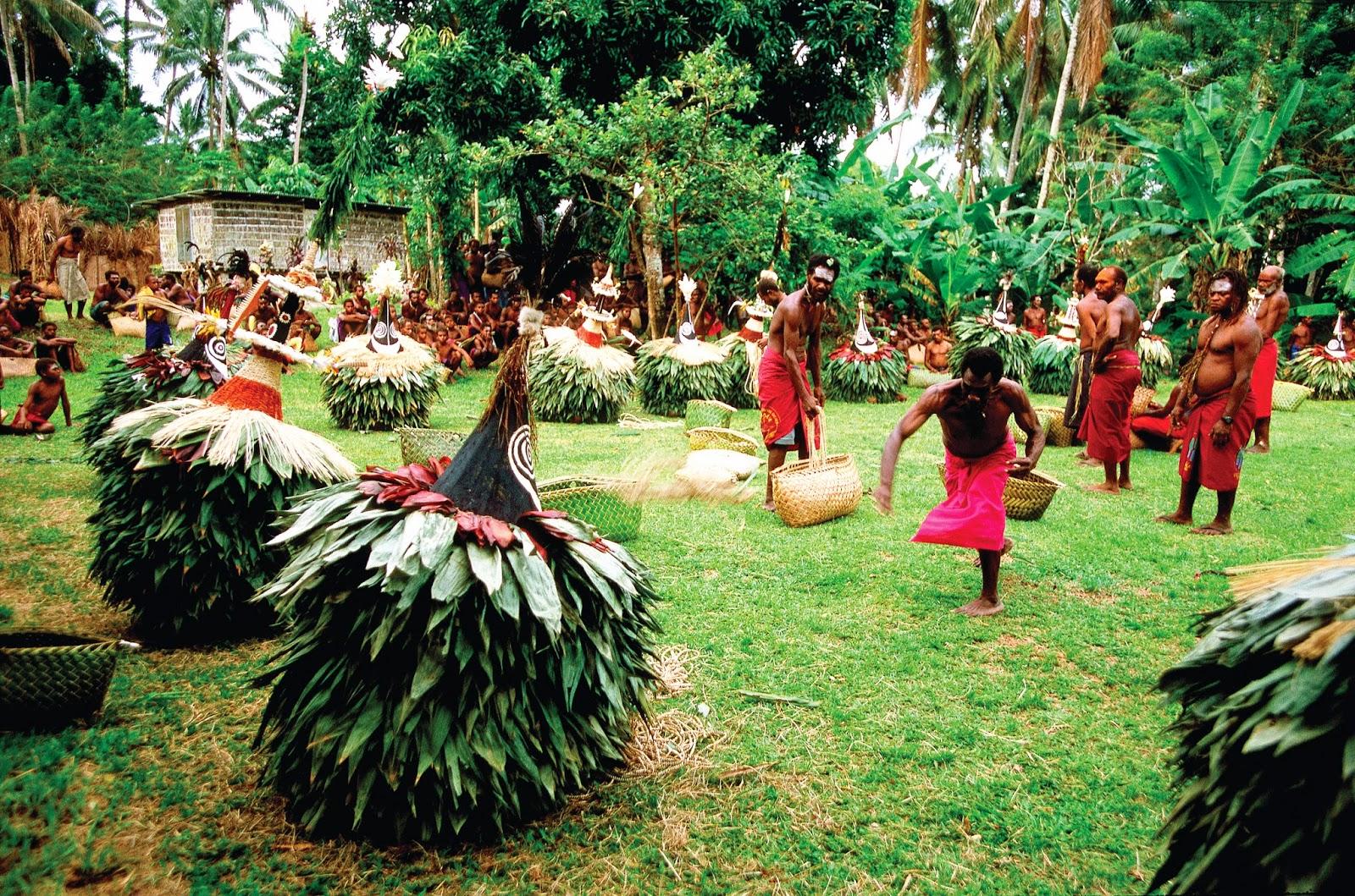 TOLAI DUK DUK CEREMONY - Papua New Guinea