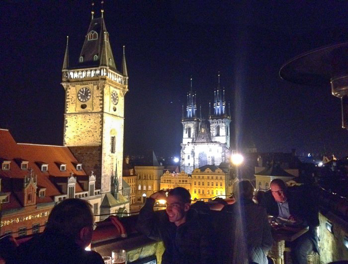 Guten blog y 39 all the best of prague 8 things you must do for Terrace u prince prague