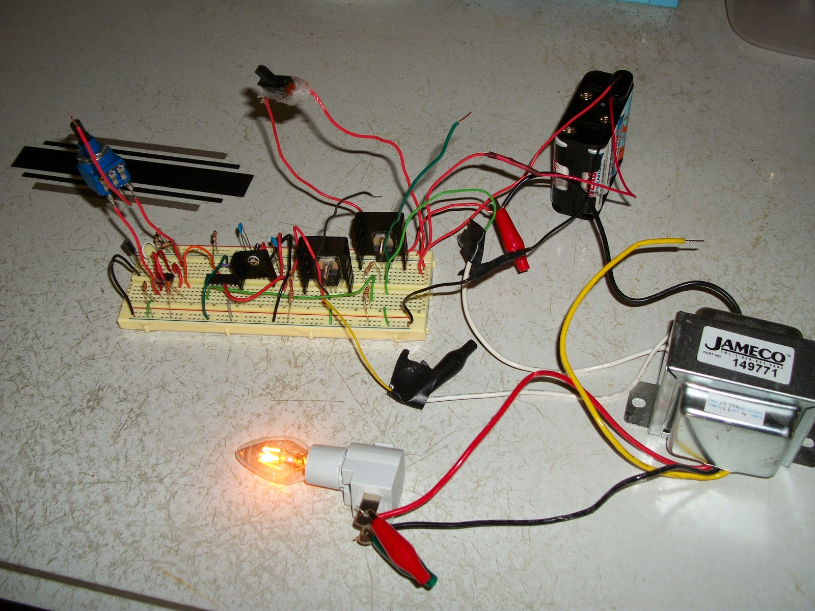 The Krell Lab November 2014 How To Make A Simple 200 Watt Modified Sine Wave Inverter Circuit Homemade Power Inverter350 500w On Breadboard