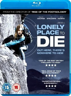 Filme Poster A Lonely Place to Die BRRip XviD & RMVB Legendado