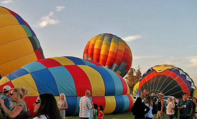 Cirus Balloon and Wine Festival