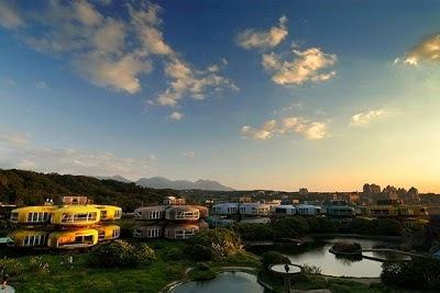 เมืองซางจี ประเทศไต้หวัน