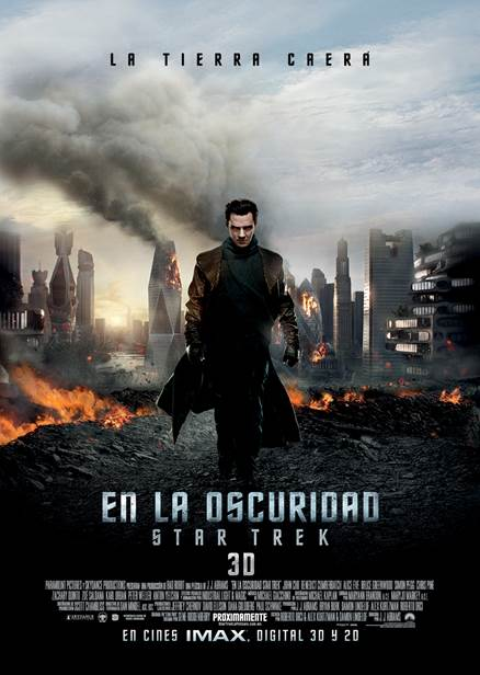 STAR TREK-EN LA OSCURIDAD-SAGA-Joaquín Lepeley S-CINE-CRITICA-, REVISTA WHATS UP