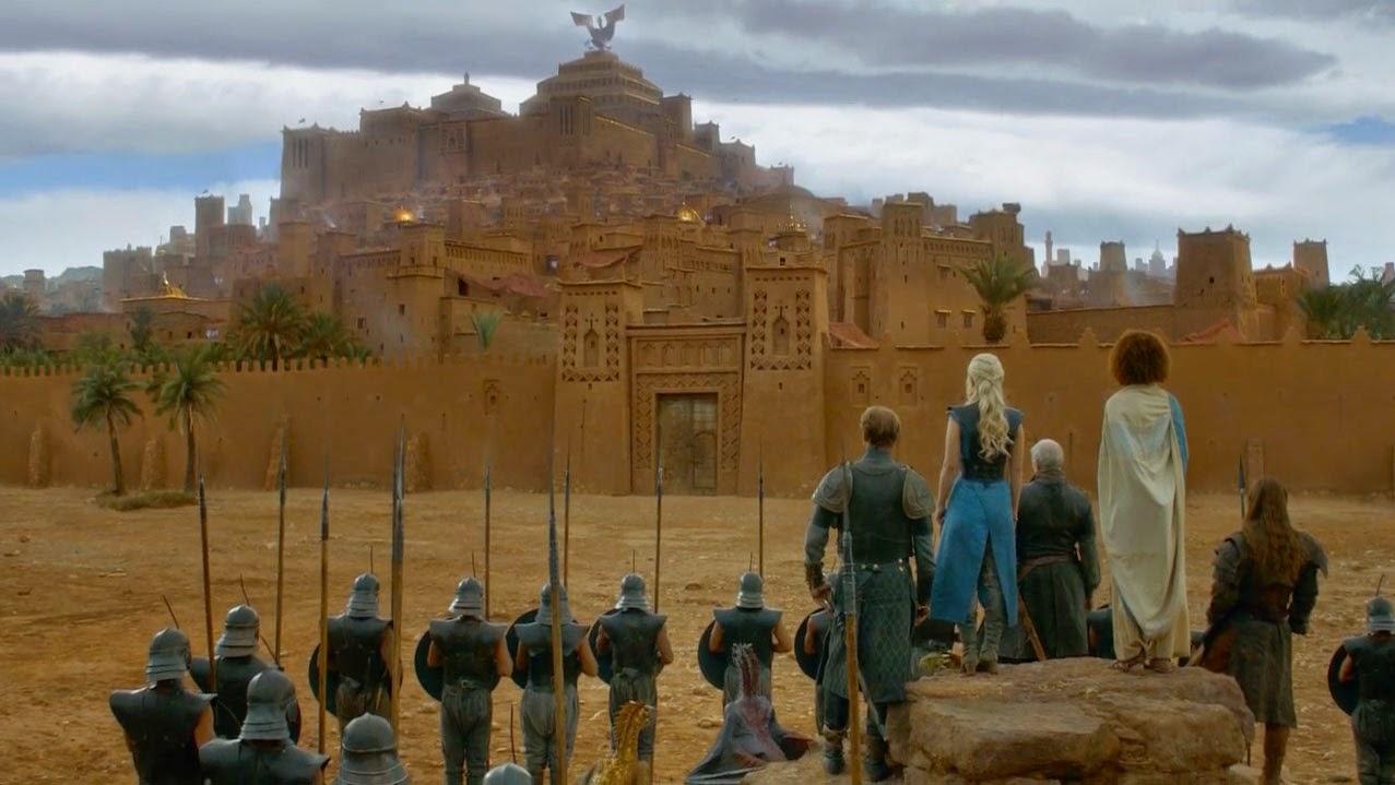 Daenerys + Slaves Begin Meereen Takeover: Full ... - YouTube