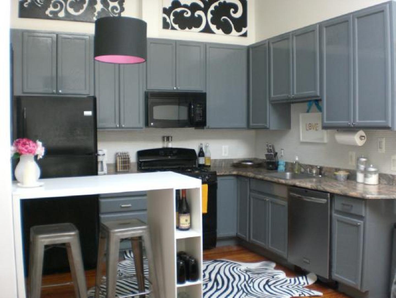 Bricolage e Decoração: 6 Ideias para Usar Cinzento na Sua Cozinha #654533 1440 1080