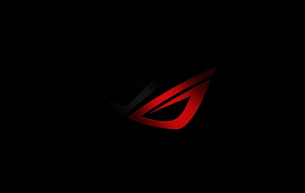 wallpapers hd asus republic of gamers logo background