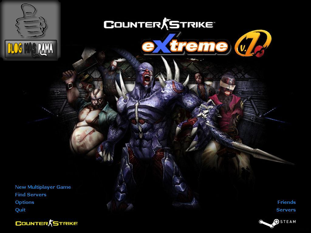 Free Download Counter Strike Extreme V7 Full Version For Pc