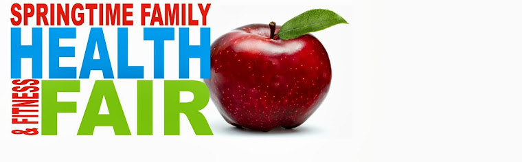 Springtime Family Health & Fitness Fair