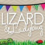 Lizard n Ladybug