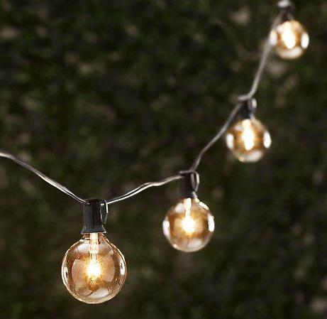 Unique Uses for Globe Lights | Christmas Lights Shop Blog