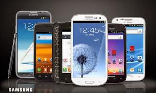 Harga HP Samsung Galaxy Android Terbaru Maret 2014