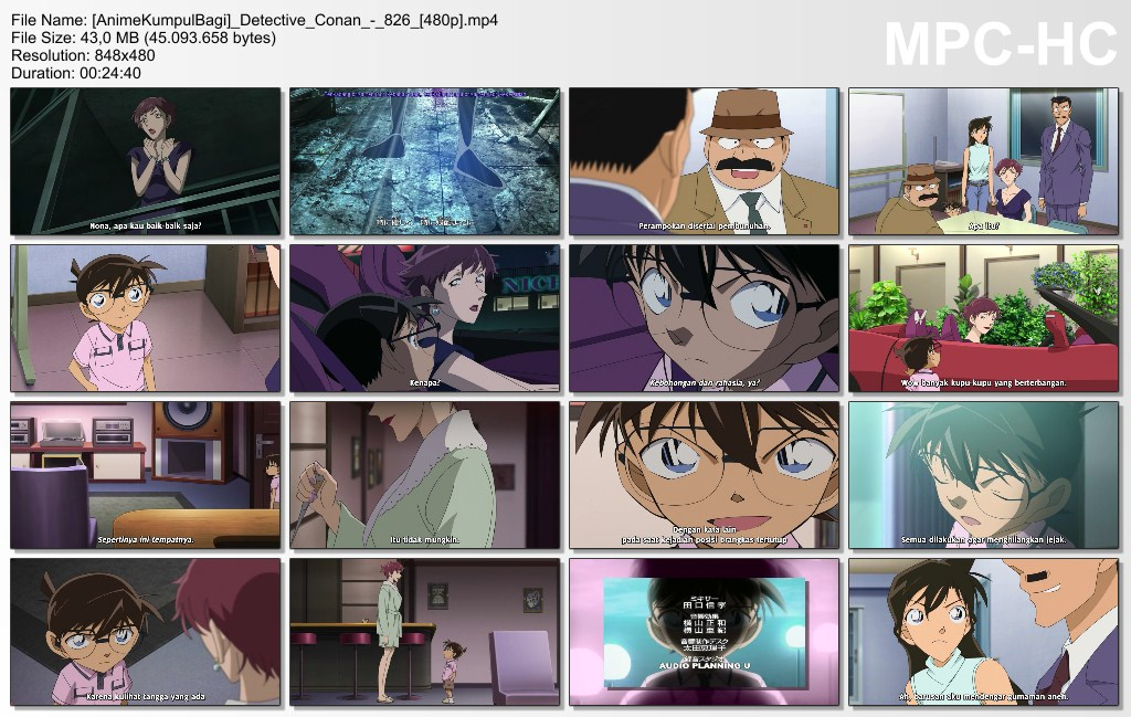 Download detektif conan movie sub indo mp4