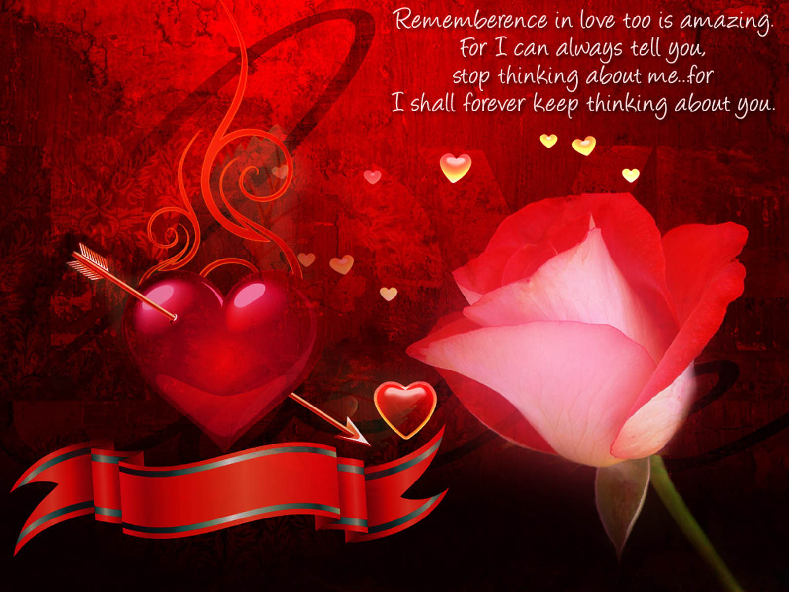 Beautiful Love Wallpaper For Desktop : wallpapers: Love Quotes Desktop Wallpapers