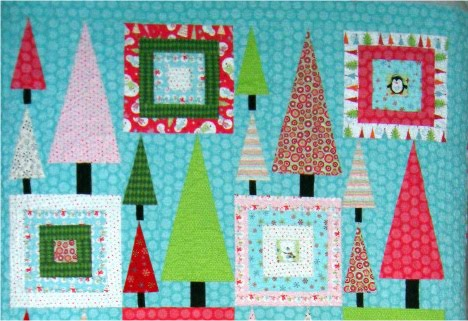 Southern Hushpuppy quilts