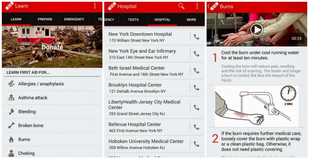 First Aid – American Red Cross apk