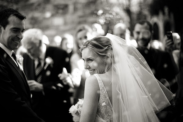 London wedding at All Saints Fulham Church