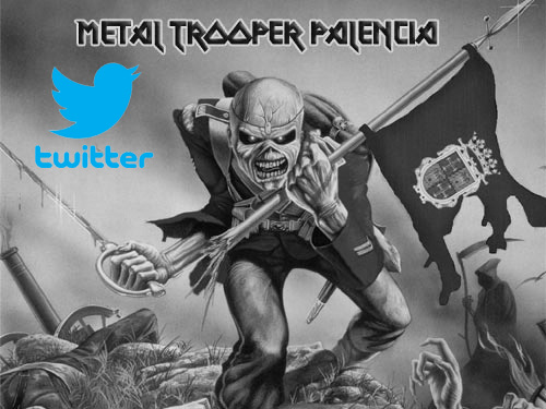 TWITTER METAL TROOPER PALENCIA