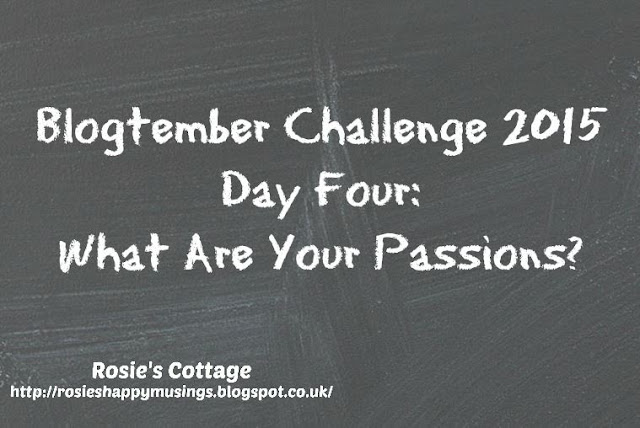 Blogtember 2015 Blogging Challenge Day Four