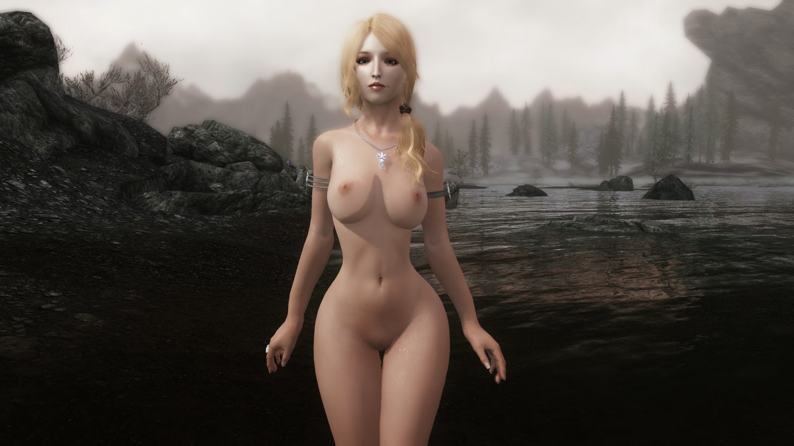 Erotic skyrim mods porno video