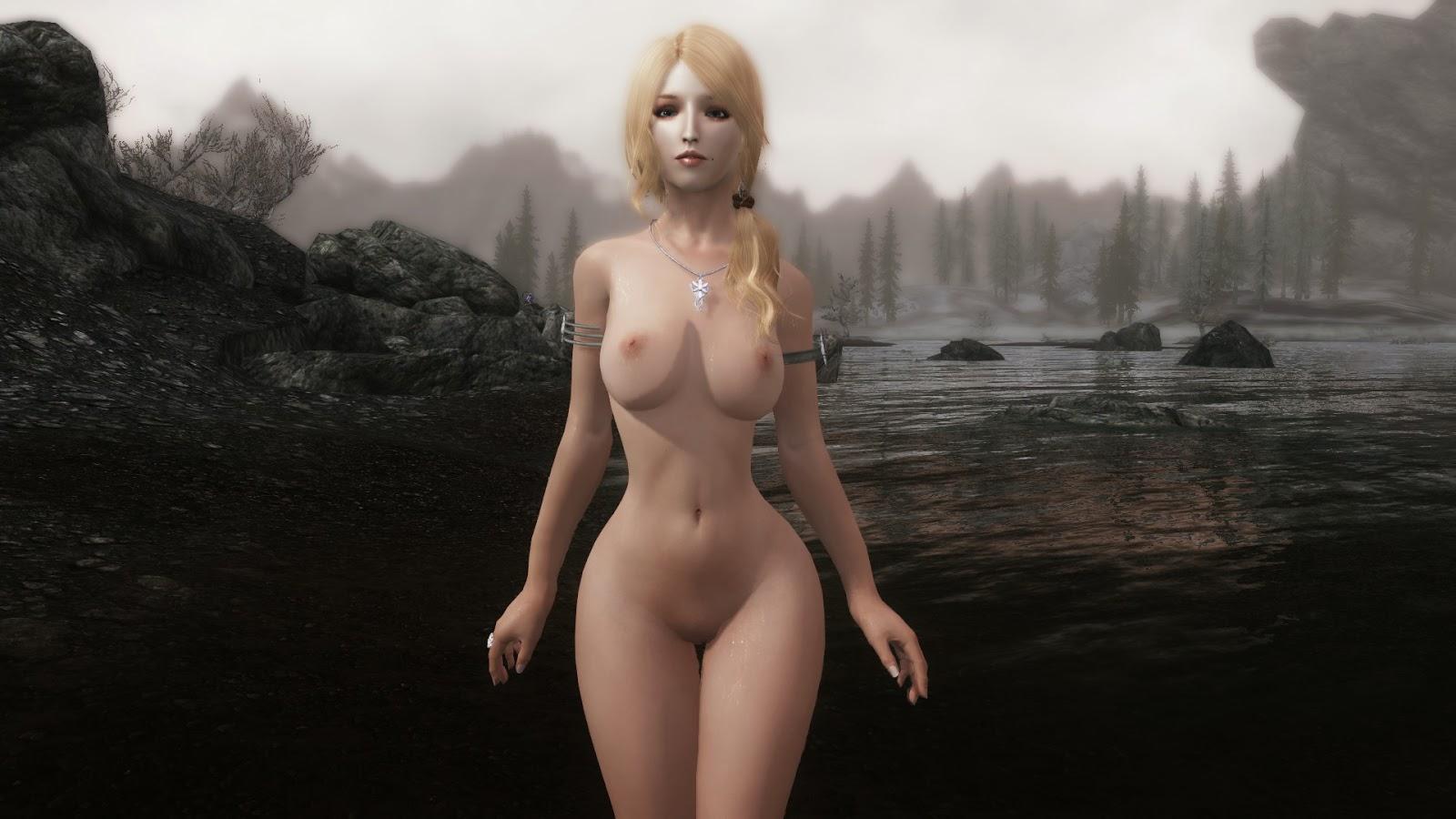 Skyrim nude female pack sexual pics