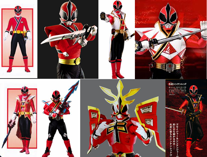 power rangers super samurai red ranger girl wwwimgkid