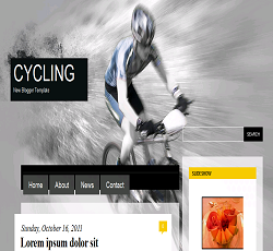 sport blogger template, cycling sport blogger templates, blogger templates, new blogger template, new blogger templates, free blogger template