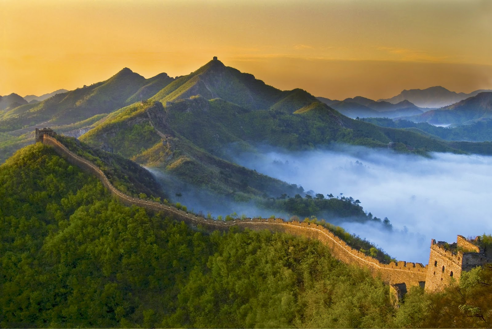 Legado historia la gran muralla china for Q es la muralla china