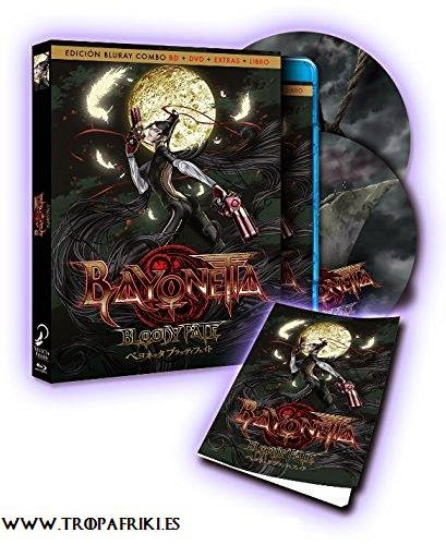 Bayonetta: Bloody Fate (BD + DVD) [Blu-ray]
