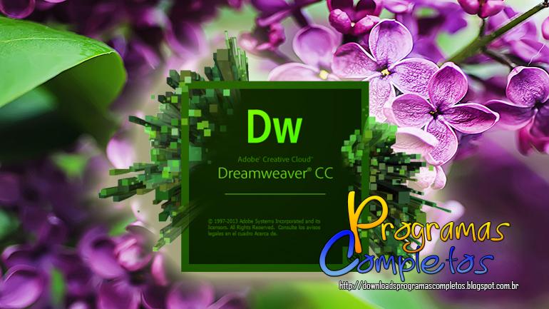 Adobe Dreamweaver 2015 CC download completo abelhas.pt nitroflare zippyshare rapidgator vip-file letitbit