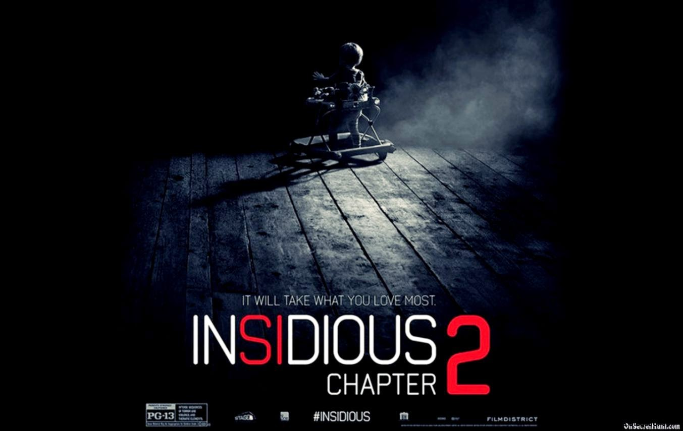 Insidious 2 Wallpapers Hd Wallpapers Plus
