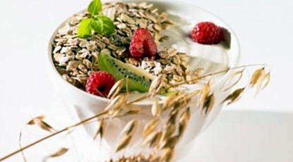 Avoine Pamplemousse Et Fromage Blanc