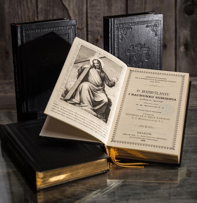 Książki i podręczniki katolickie