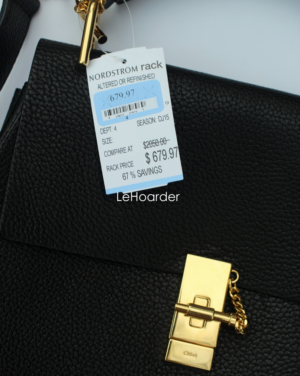 cloe hand bags - Cleared the Rack, My Latest Freebies & Designer Scores | Le Hoarder