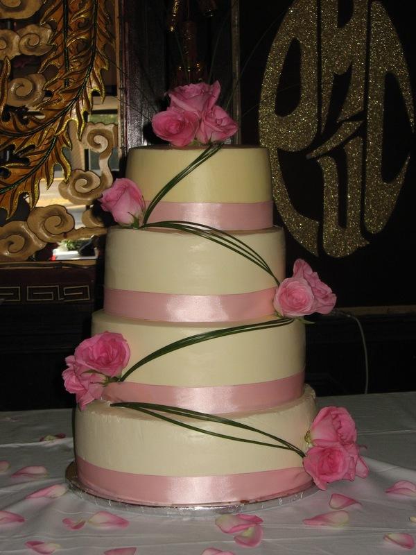 Yummy Cakes Four Tier Wedding Cakes