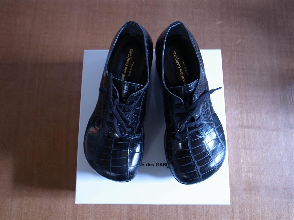 room boy pony comme des gar 199 ons 2013 ss platform shoes