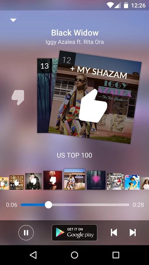 Shazam Encore v5.11.0-151016
