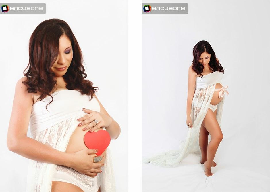 sesion foto embarazada