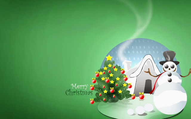 Free Best Christmas greeting card and wallpapers