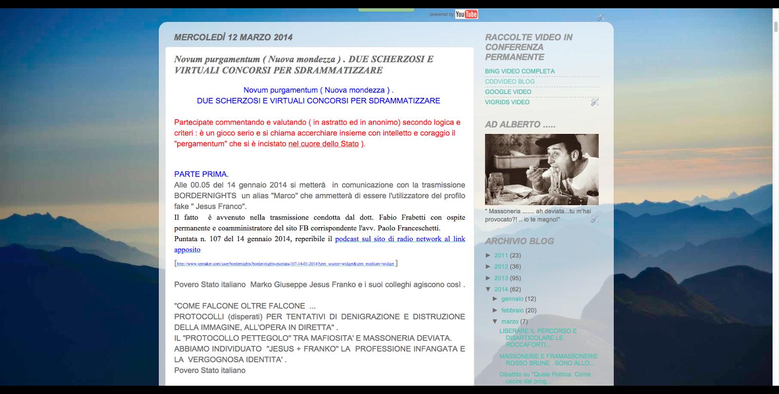 http://paoloferrarocdd.blogspot.it/2014/03/novum-purgamentum-nuova-mondezza-due.html