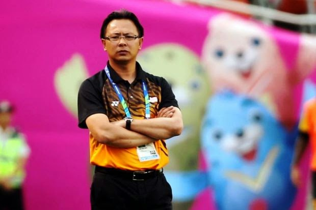 Kim Swee Harap Pemain Mampu Kekal Fokus Hingga Tamat Sukan Asia