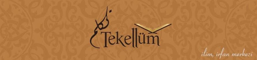 Tekellüm Arapça ve İslami İlimler