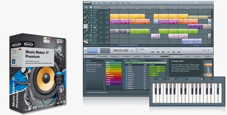 magix music maker 17 serial number