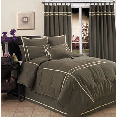 Modern Bedroom Designs on Modern Furniture  Modern Bedroom Curtains Design Ideas 2011 Photo