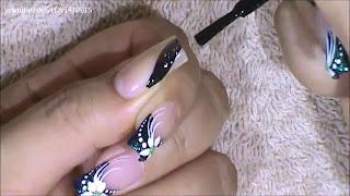 nokti-lakiranje-tutorijal-9-crno-beli-nail-art-dizajn-003