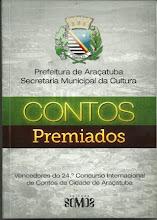 Contos Premiados - livro com os contos vencedores em 2011