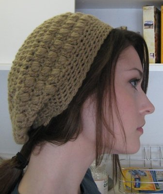 Crocheting Hats Patterns : crochet hat patterns model-Knitting Gallery