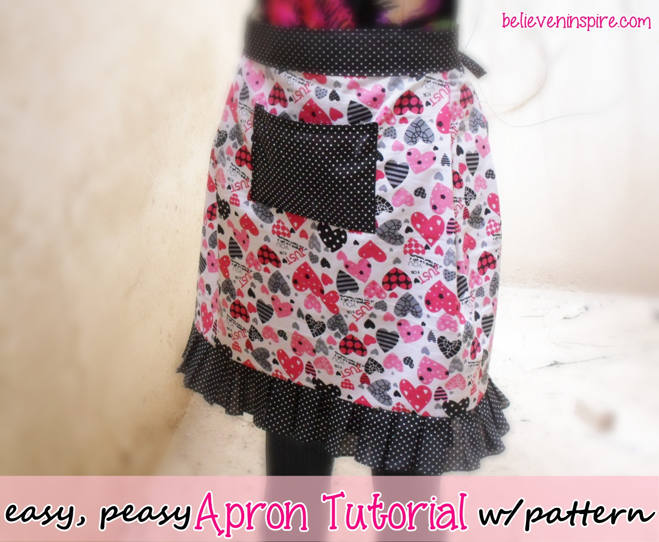 Easy Apron Pattern Awesome Decoration