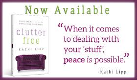 Be #clutterfree! #organization #clutter #simplify