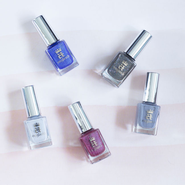 A-England \'To Emily Bronte\' Collection Swatches and a Giveaway ...